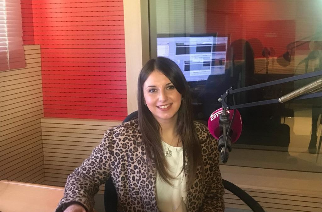Arinana en CMMedia Cuenca