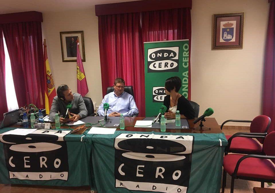 Onda Cero Cuenca en las fiestas de Arcas
