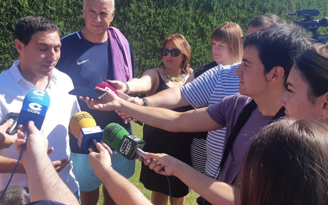 Nuevo equipo de prensa para la Diputación de Cuenca