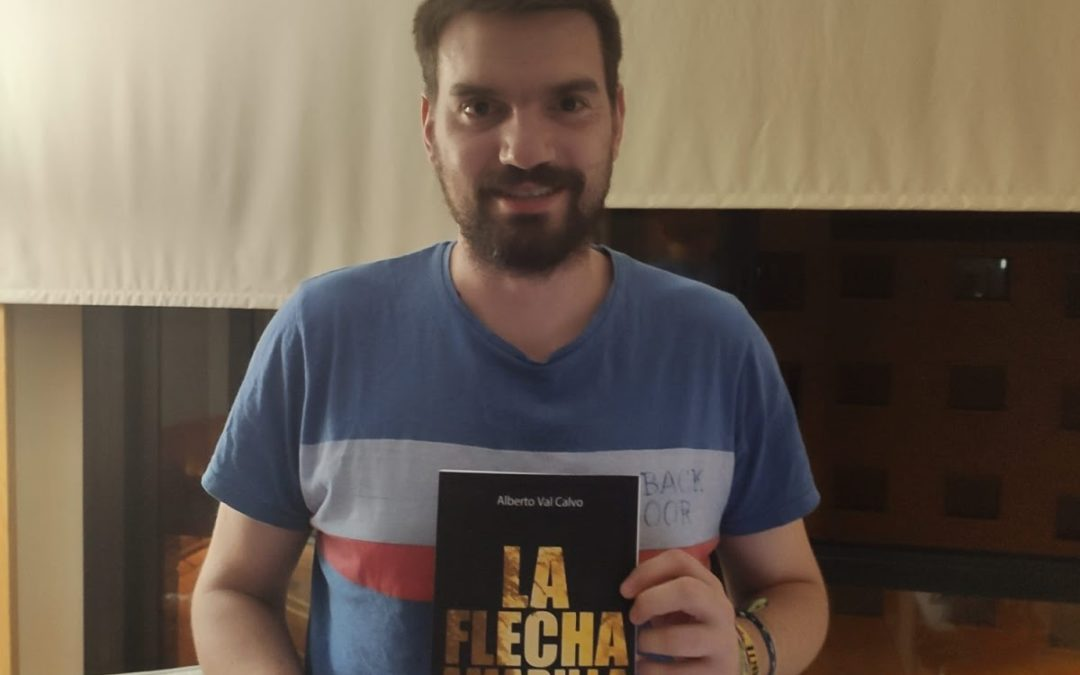 Tercera novela de Alberto Vale