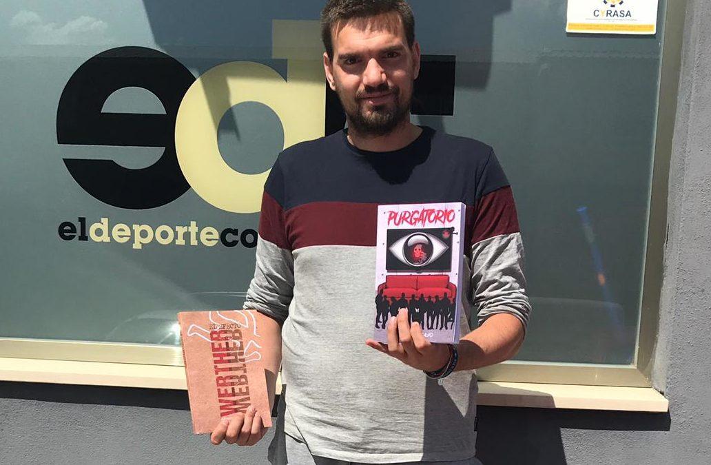 Nuevo libro, nuevos retos para Alberto Vale