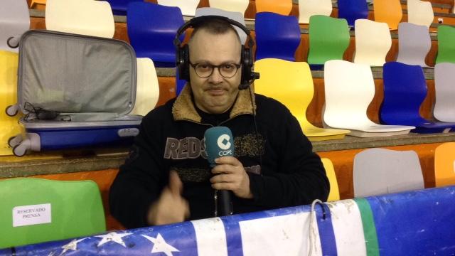 El capo deportivo leonés en Cuenca