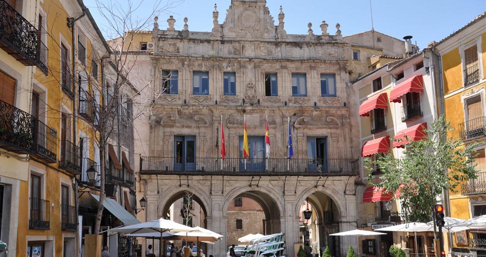 Nuevo gabinete de prensa para el Ayuntamiento de Cuenca