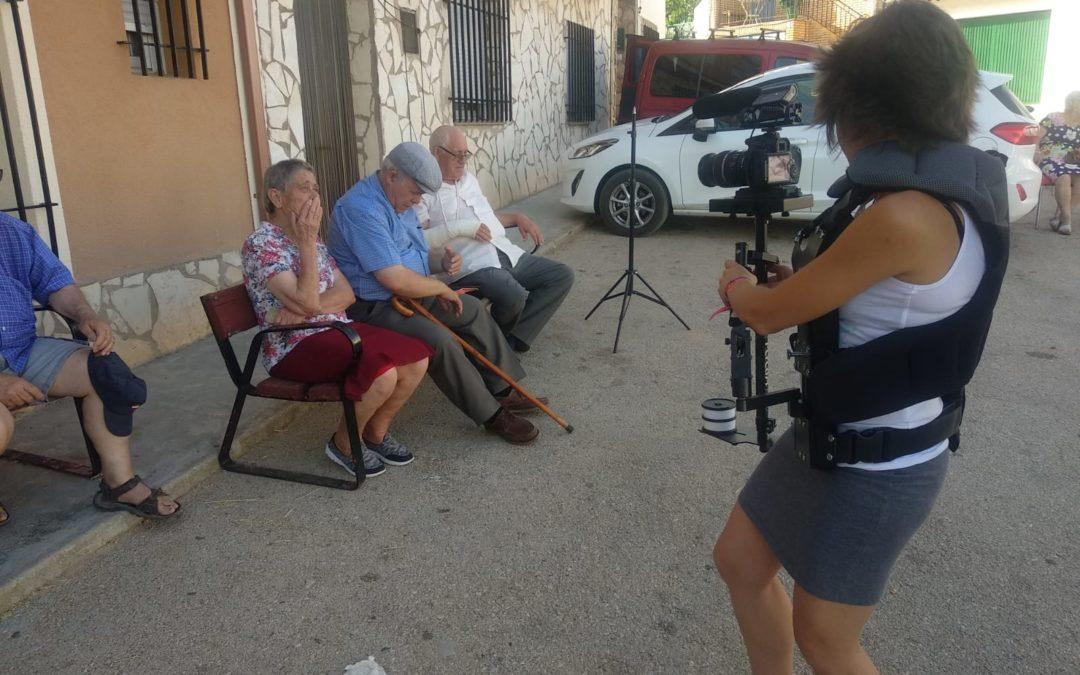 Un documental sobre la despoblación se graba en la provincia de Cuenca