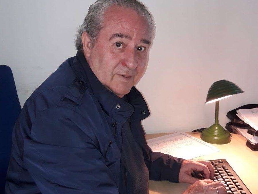 Pepe Monreale se jubila