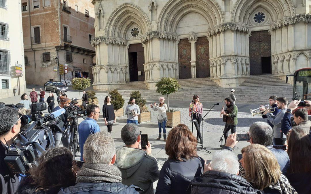 Un país para escucharlo en Cuenca
