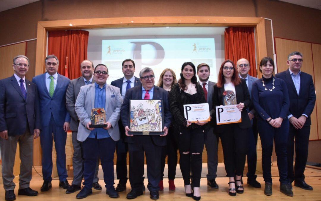 II Gala Premios Periodismo en Cuenca