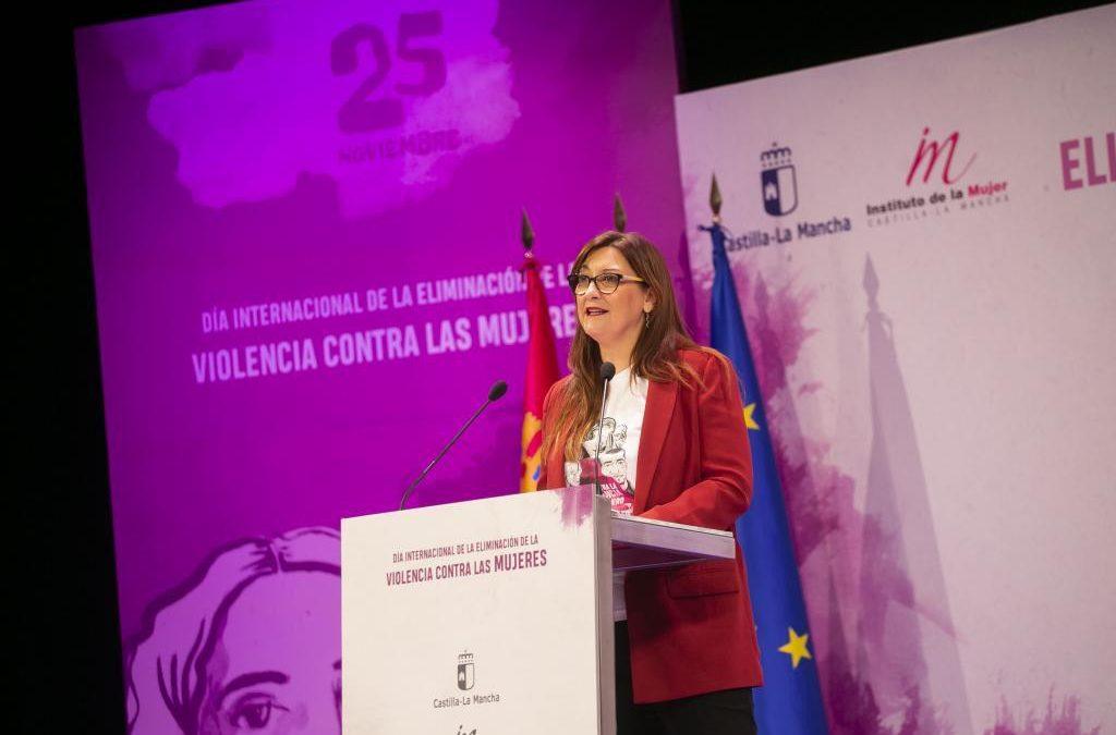 Triniticuenca presentó el acto contra la Violencia de Género