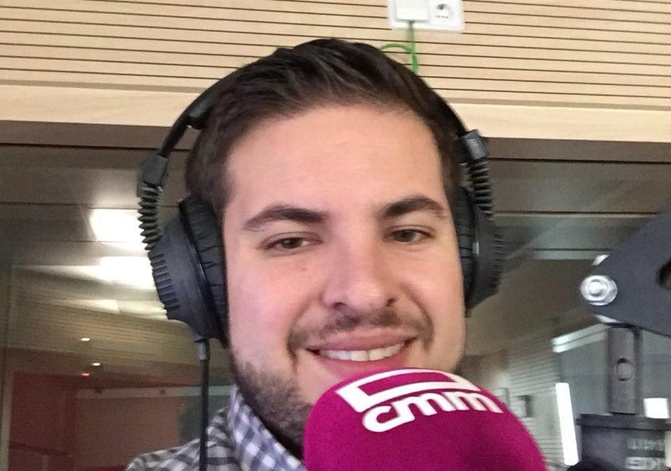 Tie Break para Mario Borbón en CMMedia