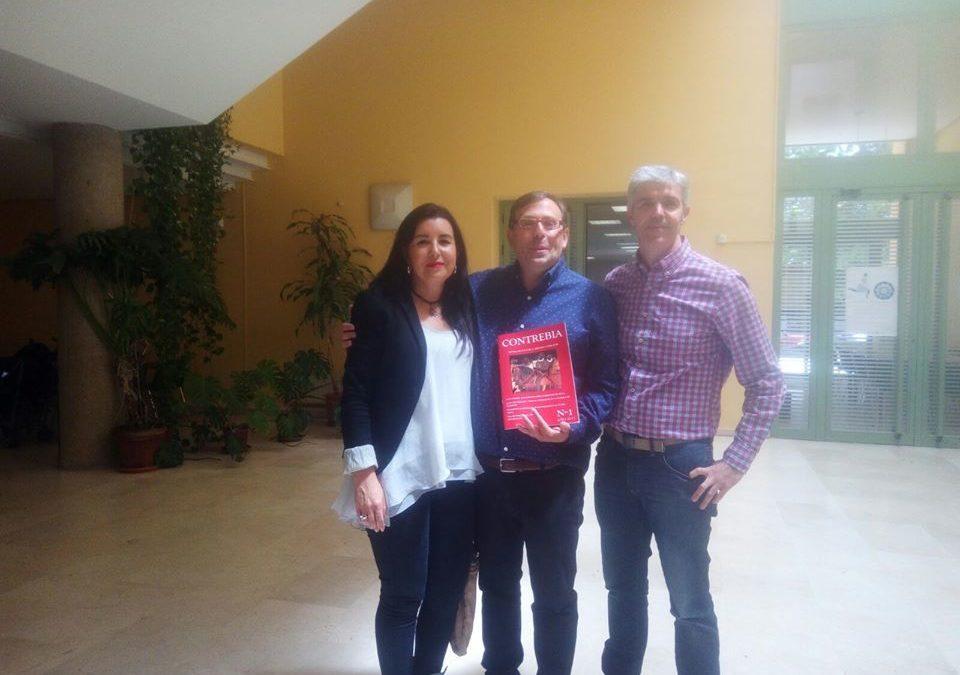 Óscar Tiburón se «culturiza»