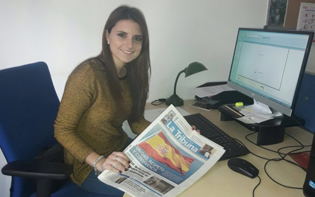 Alba Ruso consigue su primer contrato profesional