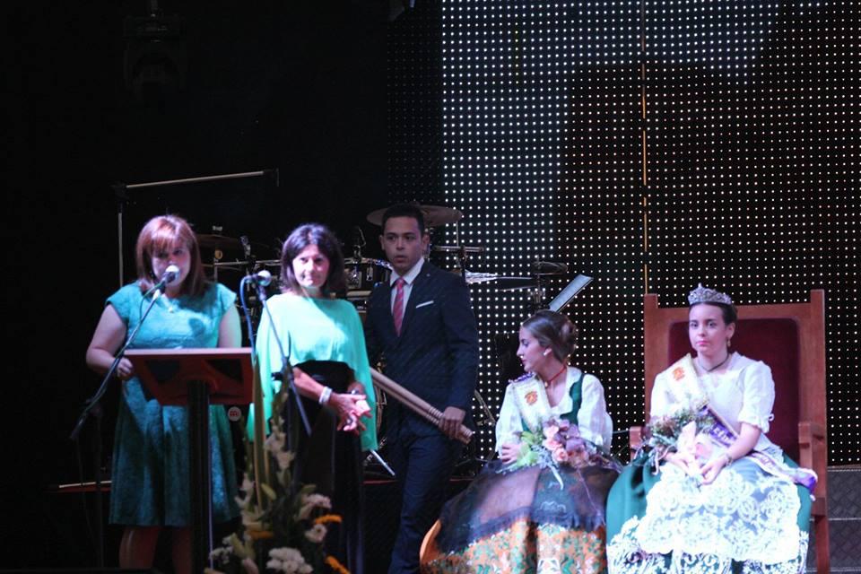 Mari Carm presenta los actos del LV Septenario