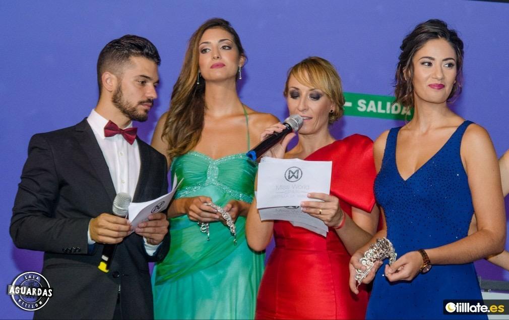 Mazinguer presenta el certamen de Miss Castilla-La Mancha