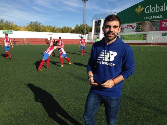 Cronista oficial del Pedroñeras F.C.