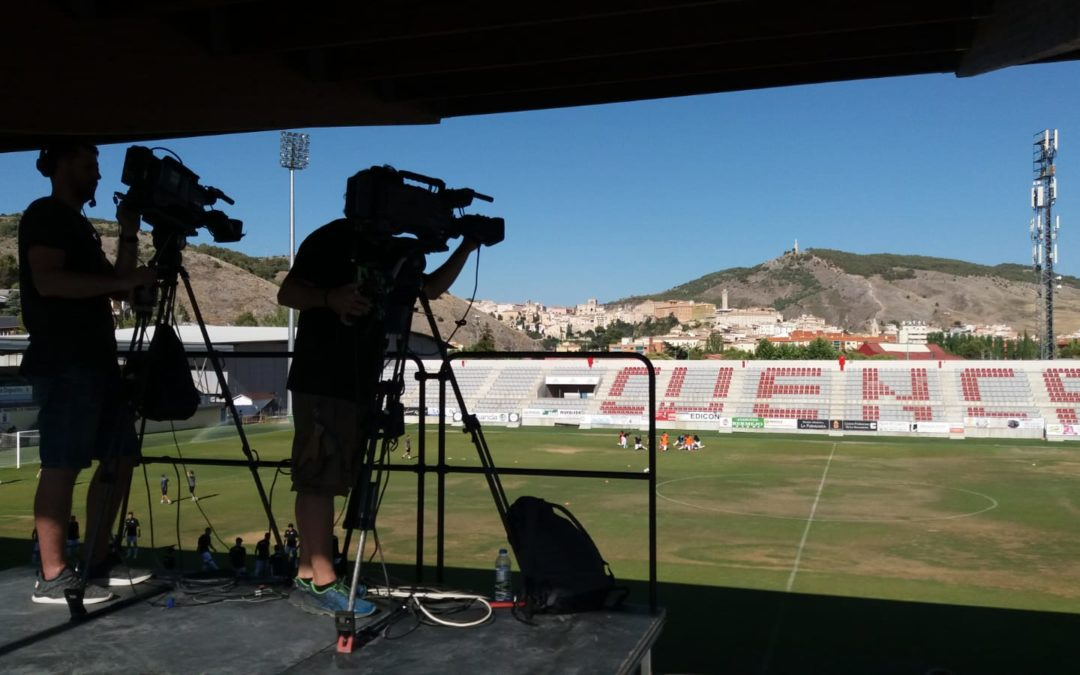 Real Madrid TV en La Fuensanta
