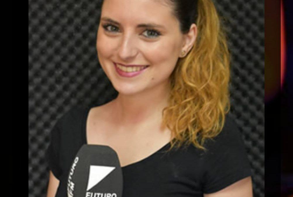 Alba Ruso con programa en Futuro FM