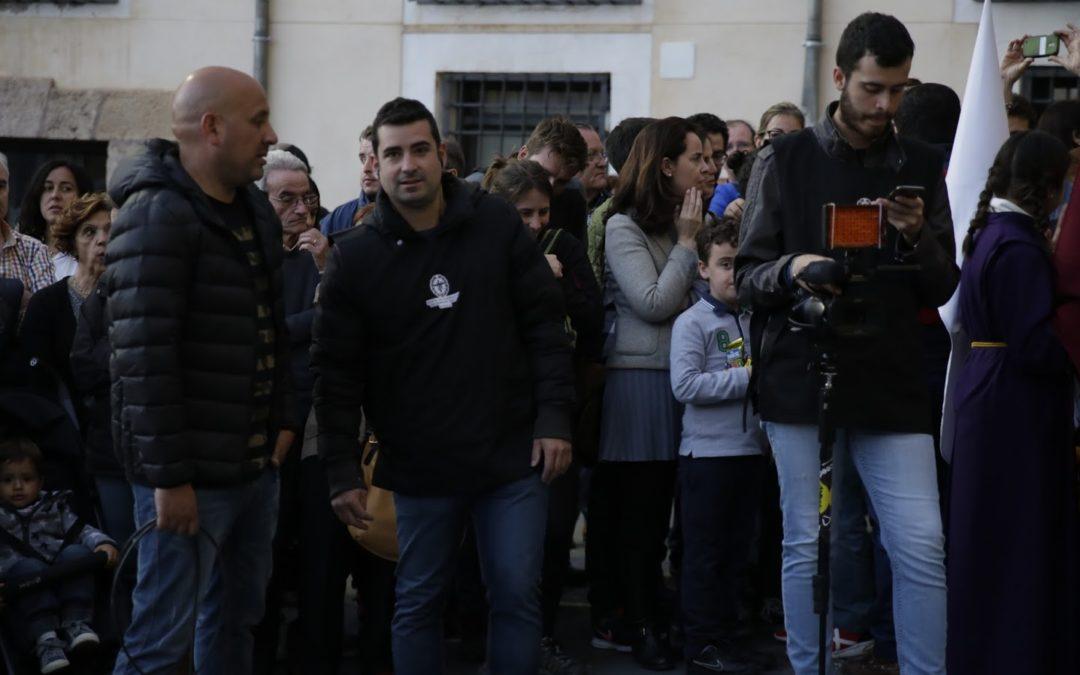 Retazos de peoples en la Semana Santa 2107 en Cuenca