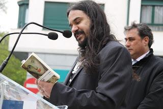 Huertas de Cuenca presenta el acto del Día del Libro