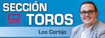 Leo Cortigol continua con su colaboración taurina en CMMedia