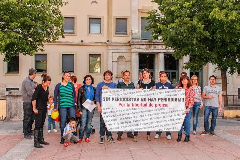 Manifiesto en defensa de la «libertad de prensa»