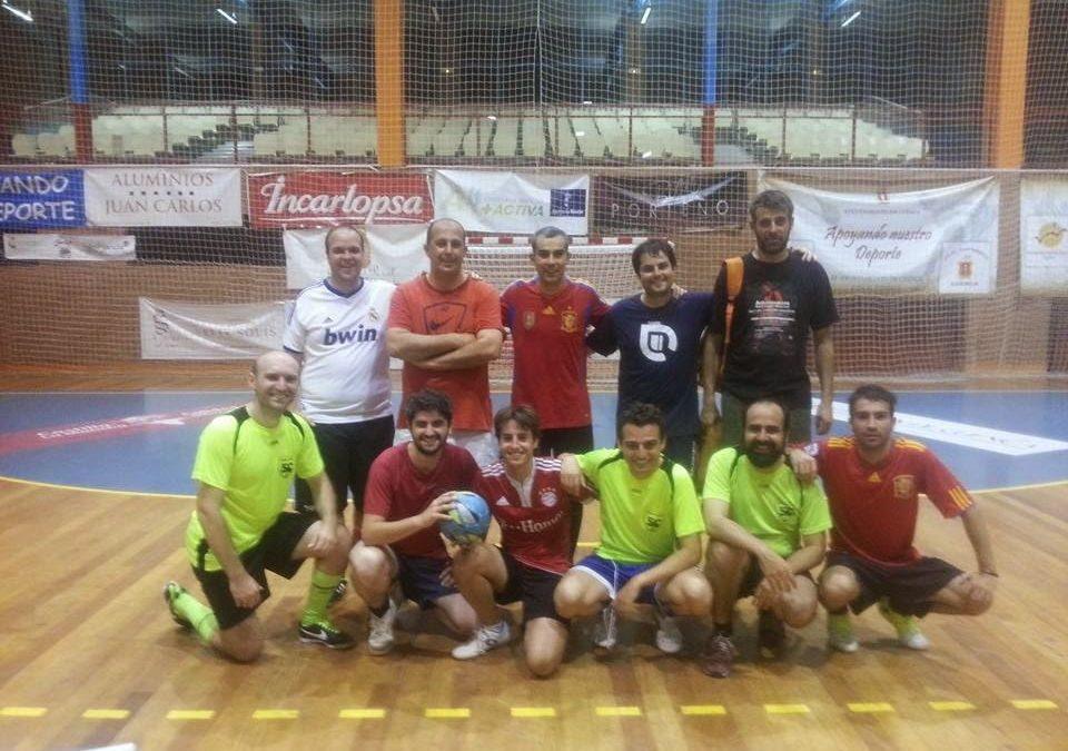 Prensa People F.C. 2013-14
