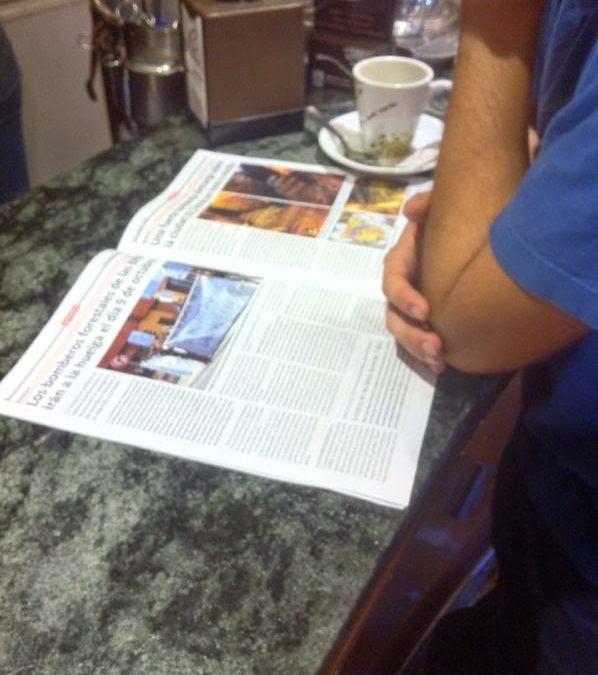 El Periódico «de los bares» cumple 300 números