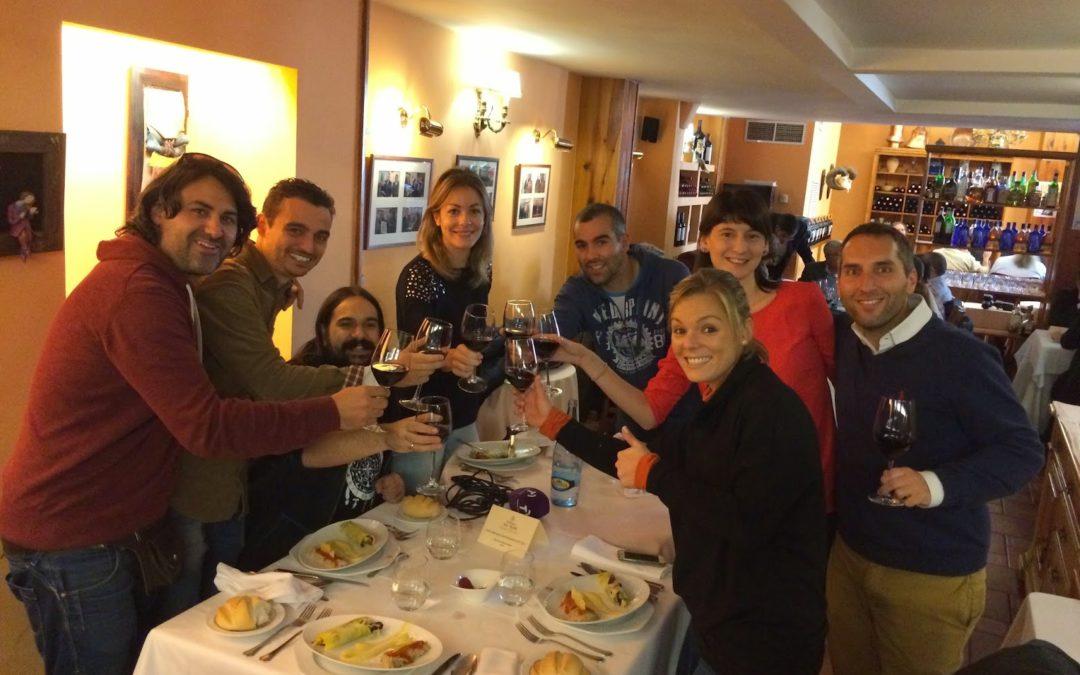 Prensa Peoples en las «Jornadas Gastronómicas de Caza»