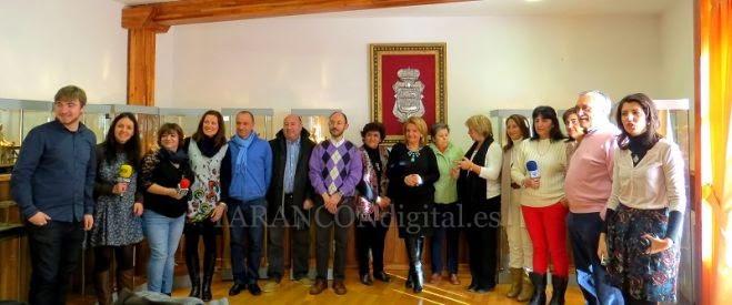 Diploma para los prensa peoples taranconeros