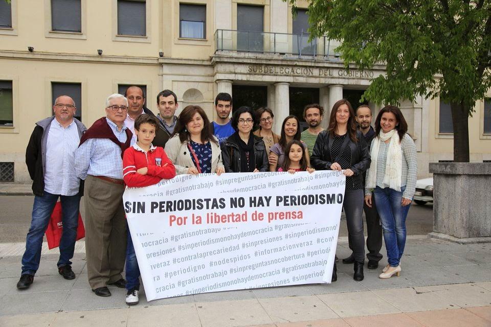 Cuenca celebró el «Día de la libertad de prensa»
