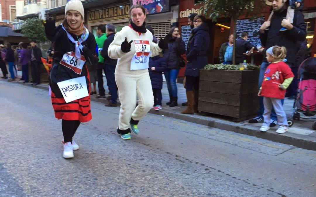 Peoples, políticos y personalidades de Cuenca corren la Carrera del Pavo