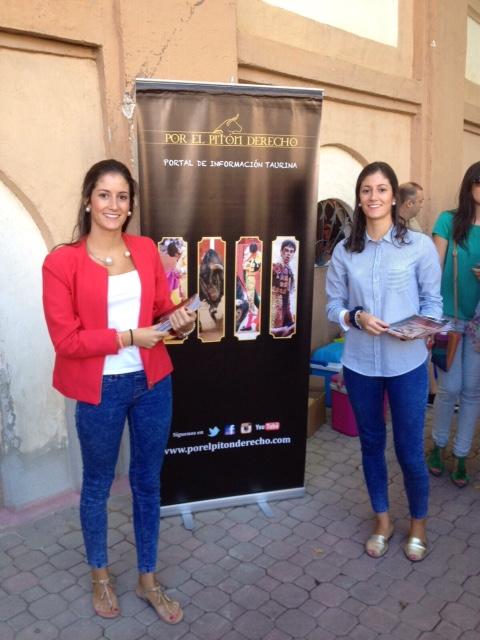 Porelpitonderecho en formato «revista» y en la Feria Taurina de Cuenca