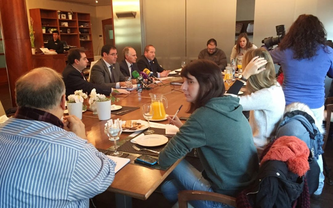 Desayunando con Prieto