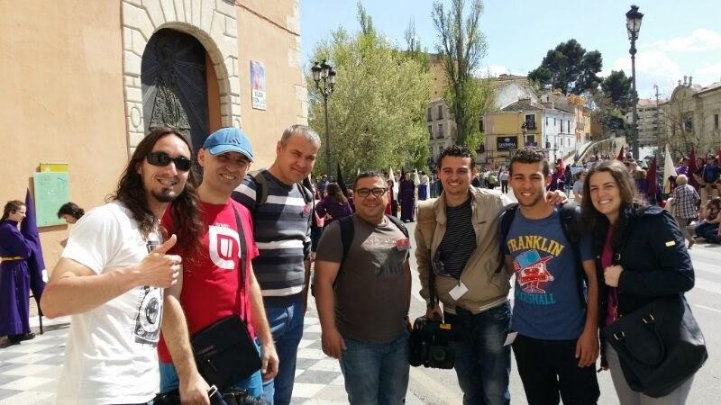 Crónica People de la Semana Santa en Cuenca