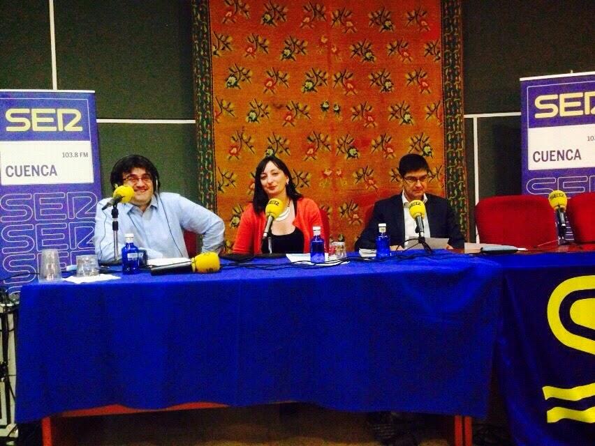 SER Cuenca involucrada con «El Día del Libro»