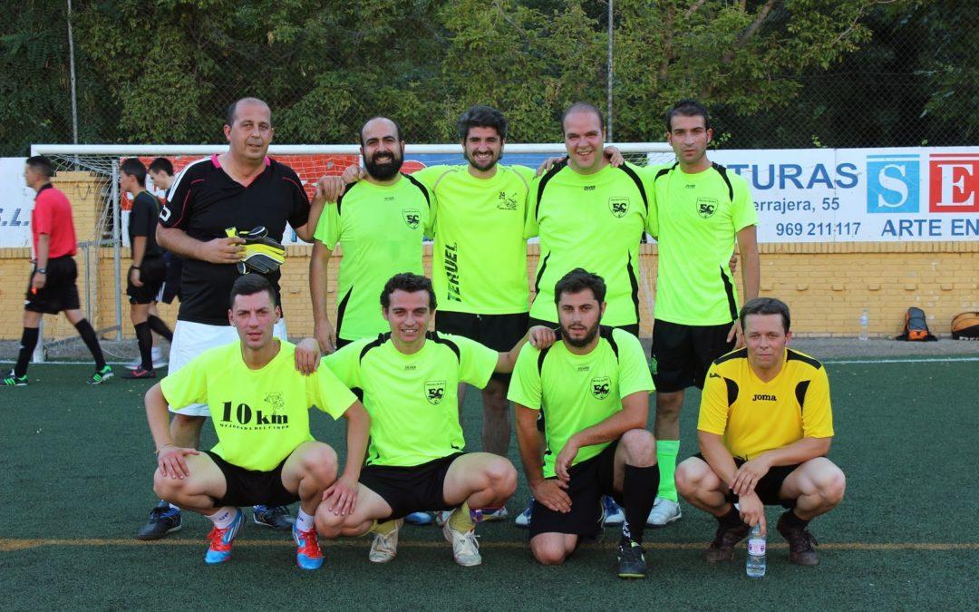 El Prensa People F.C. sale «vapuleado» del Torneo Joaquín Caparrós