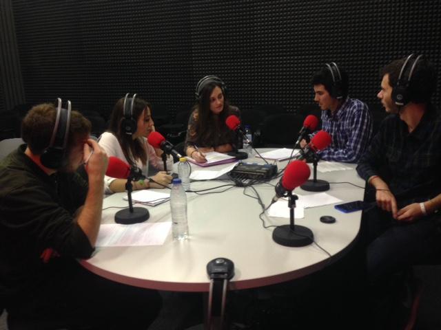 La UCLM en Radio Castilla-La Mancha