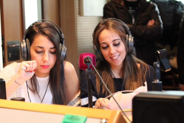 Alumnos de la UCLM en RTVCM