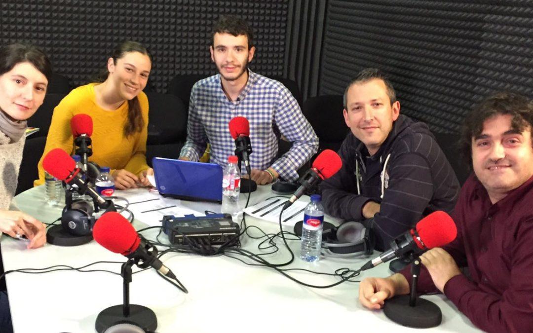 El Día de la Radio de la UCLM con peoples