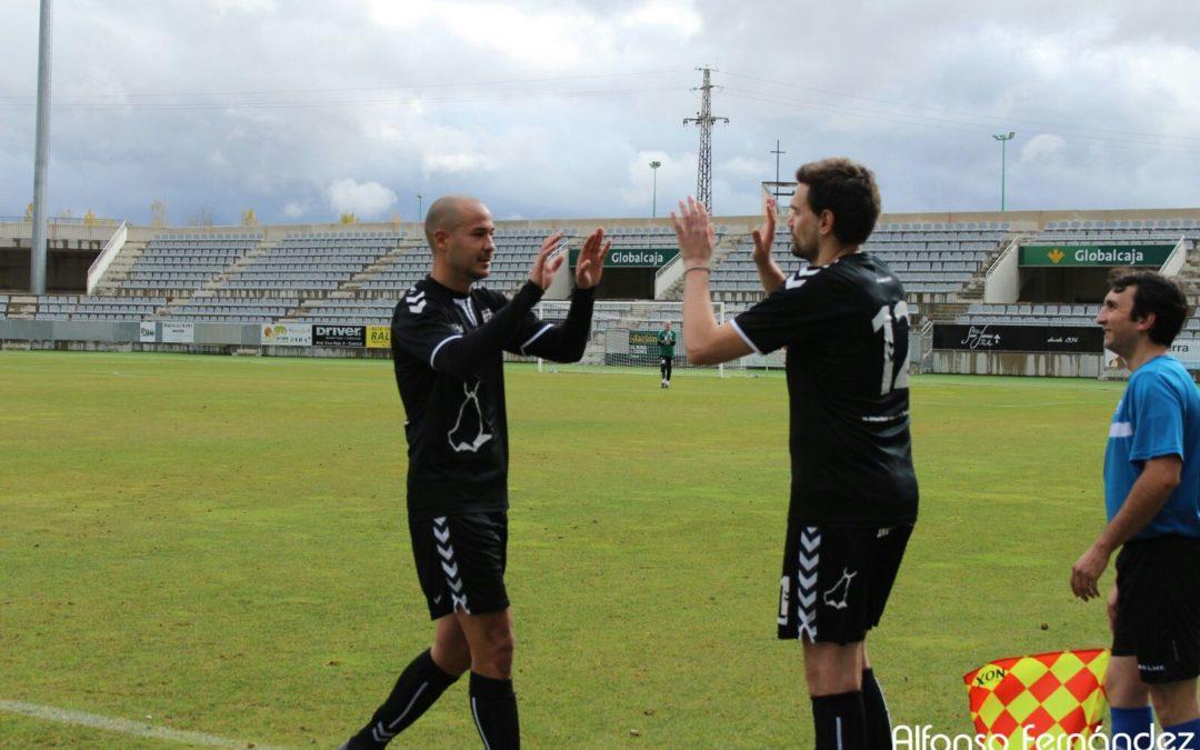 Alberto Vale juega el partido de las «estrellas»