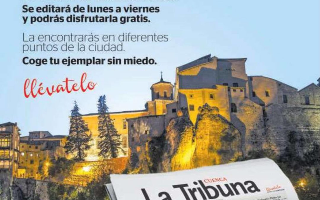 La Tribuna de Cuenca gratis y a diario