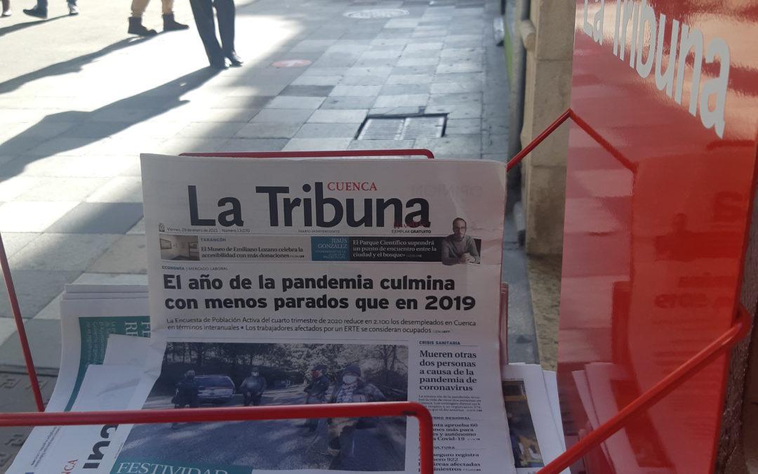 Gran aceptación para La Tribuna de Cuenca (VÍDEO)