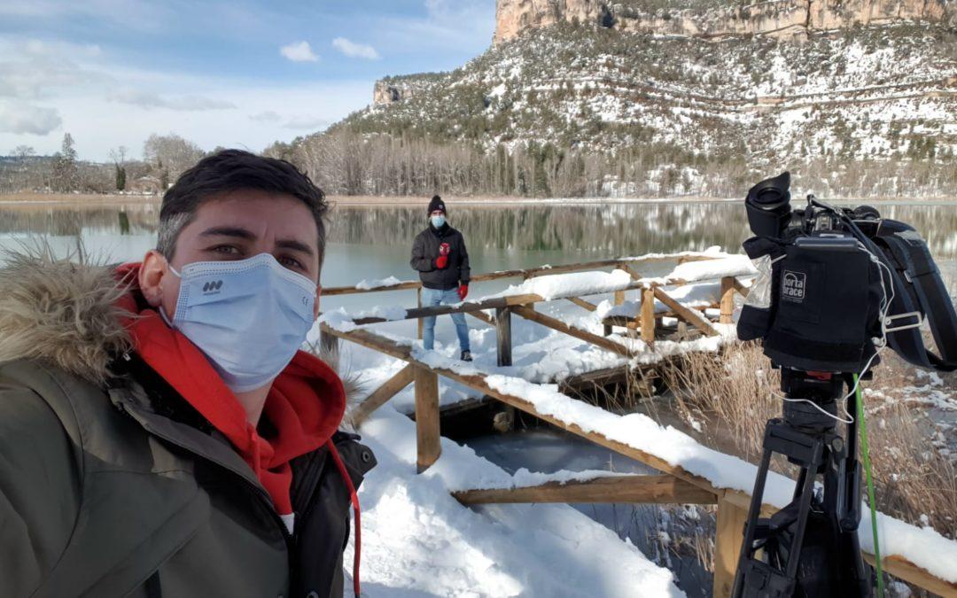 Aventuras en la nieve (VÍDEO)