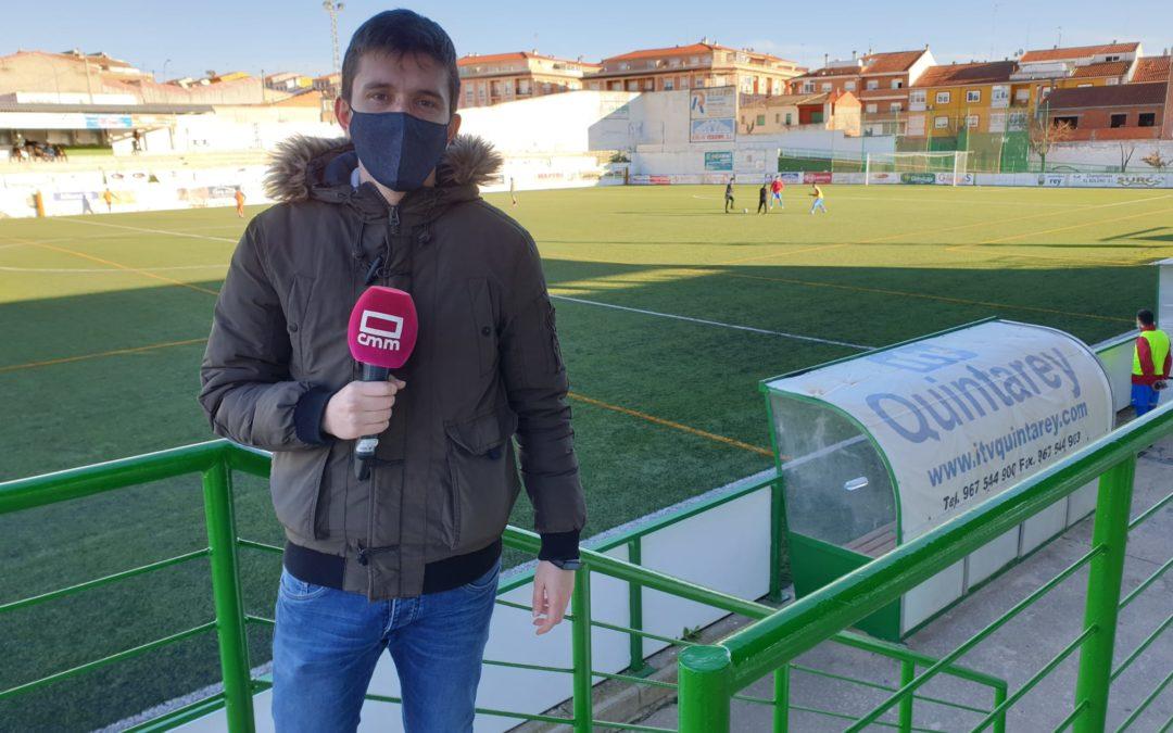 El corresponsal del Quintanar Club de Fútbol