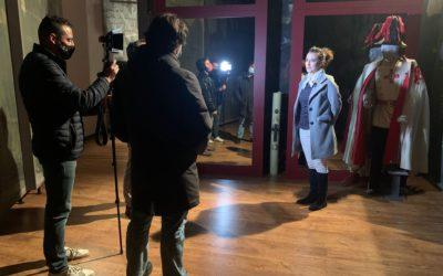 Ser Cuenca con la producción final del DVD de la Semana Santa
