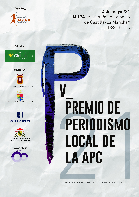 Conocemos a los finalistas de los V Premios de Periodismo Local de la APC