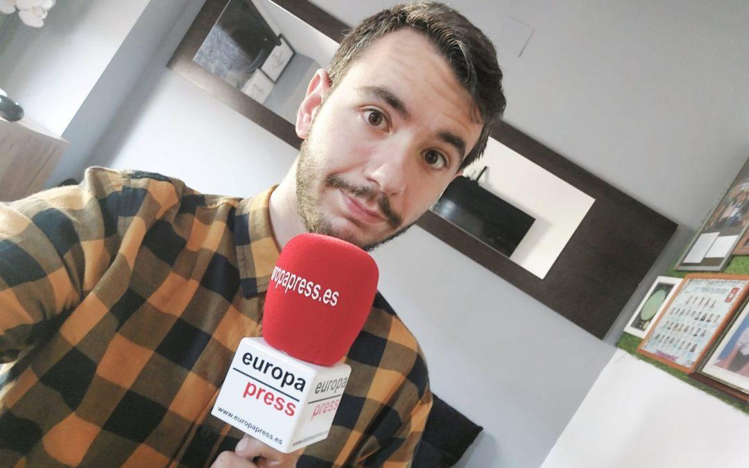 Luce el micro de EuropaEspress en Cuenca
