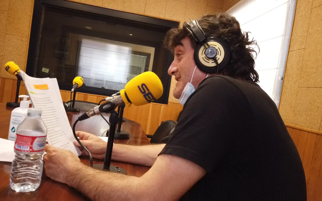 El trabajo de Paco Gullón ( VÍDEO)