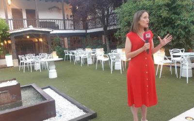 Silvia Tupper es la elegida para el Ancha del verano en Cuenca