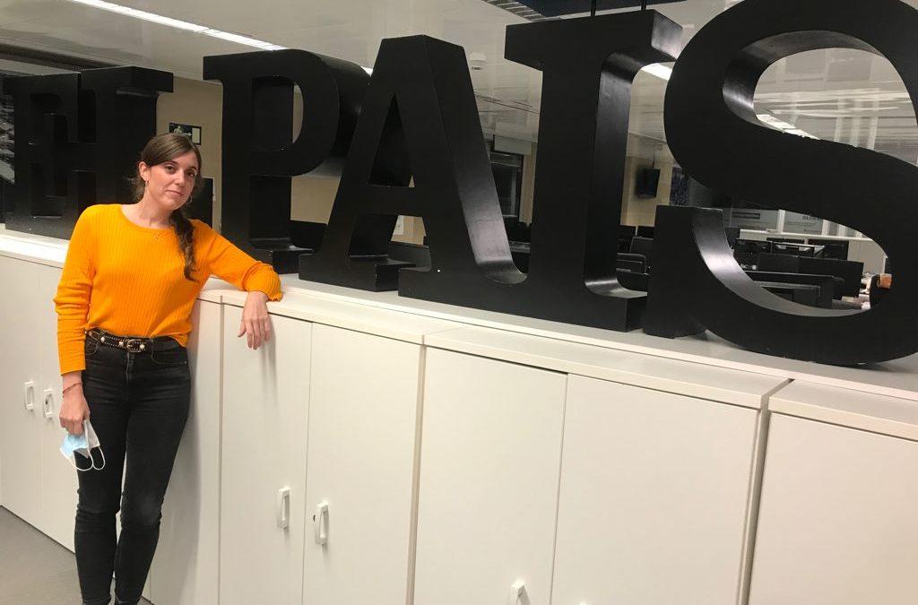 De becaria de El Día a trabajar en El País