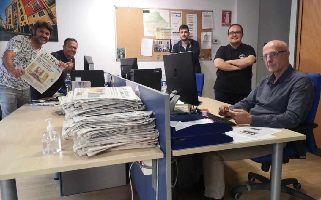 Comienza una nueva temporada para La Tribuna de Cuenca